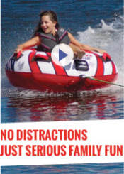 No Distractions, Just Serious Family Fun